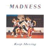 Keep Moving -Ltd-