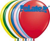 Ballonnen Assortiment Kleuren 30 cm 25 stuks