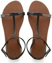 Havaianas slippers you Belize - dames zwart - Maat 39/40