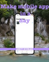 Make Mobile App In A Day