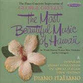 The Most Beautiful Music of Hawaii/Piano Italiano