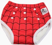 Wasbaar Zindelijheid- Trainingsbroekje Spiderman