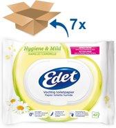 EDET Kamille Vochtig Toiletpapier 294 stuks