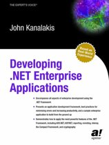 Developing .NET Enterprise Applications