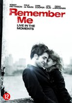 DVD cover van Remember Me