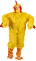 Luxe kip kostuum voor volwassenen - Volwassenen kostuums