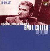 Historic Russian Archives Emil Gilels Edition