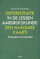 differentatie in de lessen aardrijkskunde: een haalbare kaart!