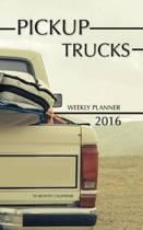 Pickups Weekly Planner 2016