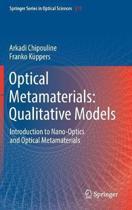 Optical Metamaterials