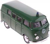 Welly Volkswagen T1 Politie Bus