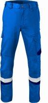 Brandvertragende broeken HaVeP 80340 Werkbroek Zwart/RoodNL:48 BE:42