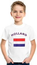 Holland t-shirt kinderen Xs (110-116)