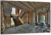 Chateau Rochendaal III - Plexiglas 120x80 cm - Ivo Sneeuw - PixaPrint - GA00280-1