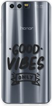 Honor 9 Hoesje Good Vibes
