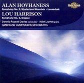 Hovhaness: Symphony No.2, Harrison: Symphony No.2