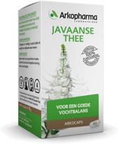 Javaanse Thee Arkocaps /A