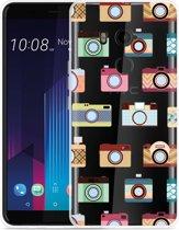 HTC U11 Plus Hoesje Welta Perfekta