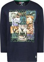 NOP Jongens T-shirt Victoire - Royal Blue - Maat 122