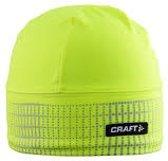 Craft Brilliant 2.0 Hat 1904302 - Muts - Flumino/Reflective - Unisex - Maat S/M