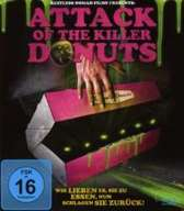 Attack of the Killer Donuts (blu-ray)