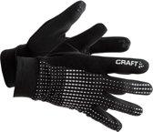 Craft Brilliant 2.0 Thermal Glove Sporthandschoenen Unisex - Black Solid
