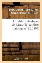 L'Institut Antirabique de Marseille, R sultats Statistiques