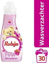 Robijn Vloeibaar Summer Pink - 750 ml - Wasverzachter
