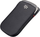 BlackBerry Lederen Pocket voor de BlackBerry Bold 9900 / 9930 - Zwart