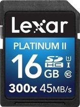 Lexar Premium Series SD kaart - 16GB