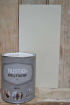 Rustiek Krijtverf 1 liter Milk