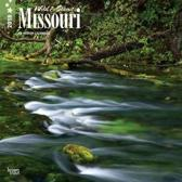 Missouri, Wild & Scenic 2018 Wall Calendar
