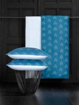 Luxe dekbedovertrek De Witte Lietaer 'illuminatie' 200x200/220 met kussenslopen