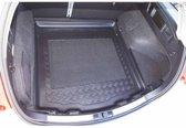 Kofferbakschaal Rubber voor Volkswagen Caddy (Life) Maxi vanaf 2008 (3 Sitzreihen)