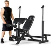 Marcy Deluxe MWB-838 Olympic Bench