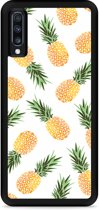Galaxy A70 Hardcase hoesje Ananas