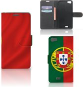 Bookstyle Case Wiko Lenny Portugal