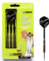 XQ-Max Darts Michael van Gerwen Dartset 20 GR Nickel
