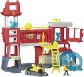 Transformers Rescue Bots Brandweerkazerne