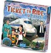 Ticket to Ride Japan/Italy - Bordspel