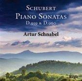 Schubert: Piano Sonatas D.959 & D.960