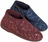 Dunlop Pantoffel Betsy Rood Maat 38