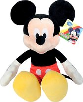 Disney Mickey Mouse pluche knuffel - 61 cm