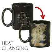 Map Heat Change Mug