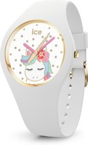 Ice-Watch ICE fantasia IW016721 horloge - Siliconen - Wit - Ø 34 mm