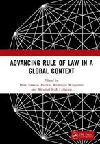 Advancing Rule of Law in a Global Context