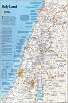 National Geographic Maps Holy Land
