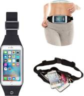 Hoesje Sport Buik Universeel 4.7'' Apple iPhone 6/6S/7/8 Zwart