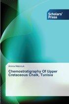 Chemostratigraphy of Upper Cretaceous Chalk, Tunisia