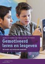 Afbeelding van Gemotiveerd leren en lesgeven